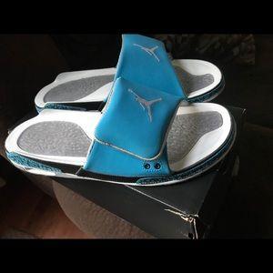 Air Jordan Mens Retro 3 Slides Sz.11